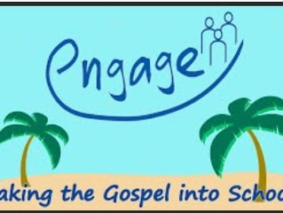 It's summer story time at Engage!