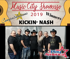 Kickin Nash NJ | Music City Showcase Winners 2019