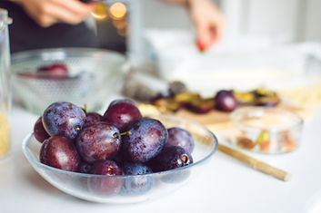 Prunes frais