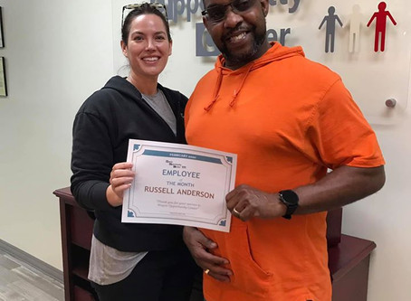 Employee of the Month - February 2020