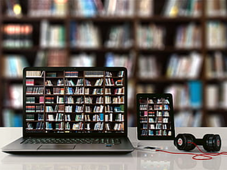 The Library is online! By Anne Rowlands, the RUL Librarian