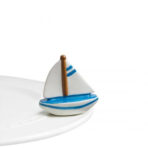 Nora Fleming Sail Me Away Mini