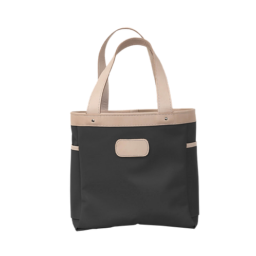Left Bank Tote #511 - Charcoal