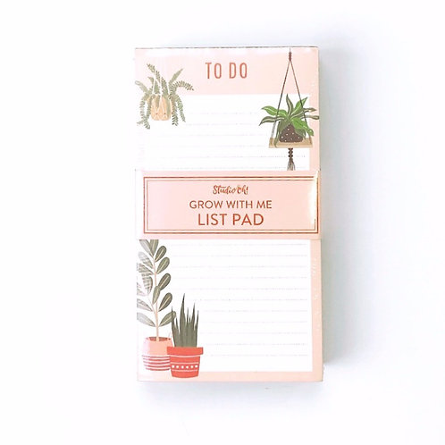 To Do List Pad