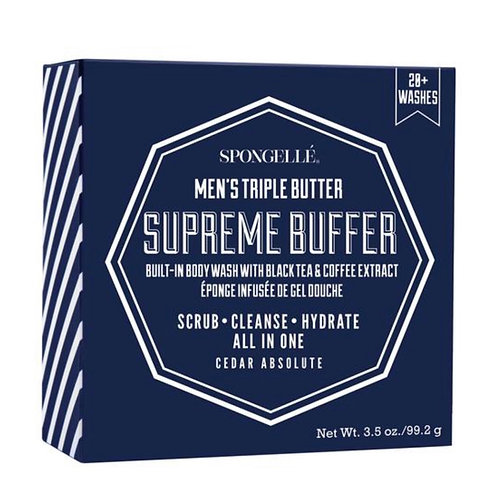 Men's Supreme Buffer - Cedar Absolute