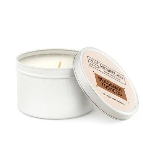 Archipelago - Bergamot Tobacco Tin