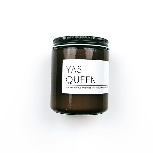 Yas Queen - 8oz. Candle