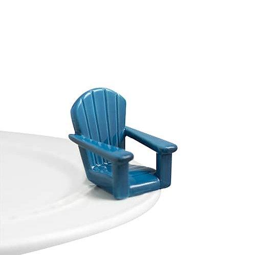 Nora Fleming Chillin' Chair Mini