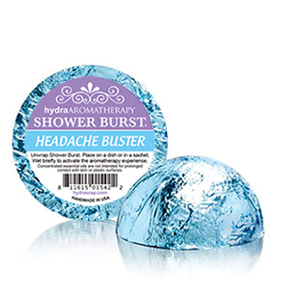 Headache Buster Shower Burst