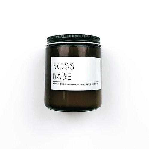 Boss Babe - 8oz. Candle