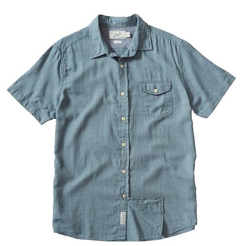 Horizon Summer Twill Shirt Short Sleeve Shirt