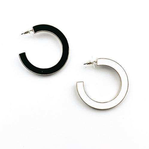 Double Color Hoop