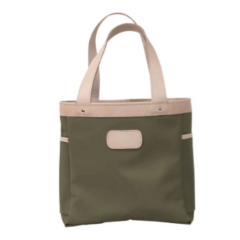 Left Bank Tote #511 - Moss