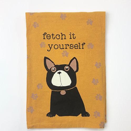 Fetch It - Dishtowel