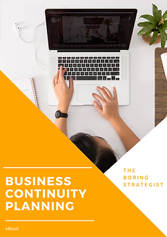 Copy of Copy of Business Continuity Plan