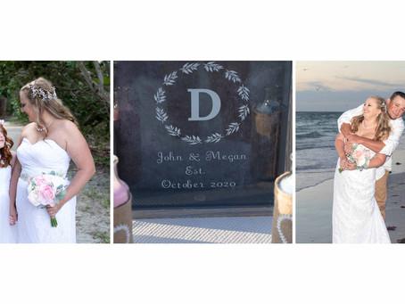 Daugherty Bean Point Beach Wedding