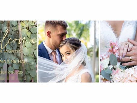 Brianna & Michael's Lake Manatee State Park Wedding