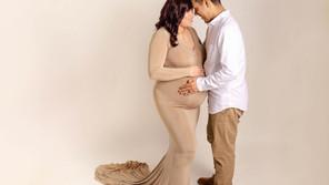 Awaiting baby Rosario