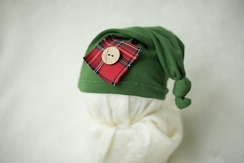 Patch Christmas Hat