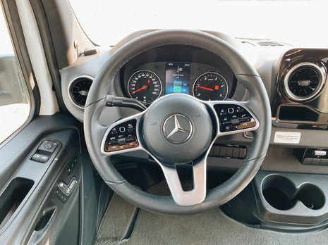 Upgraded Steering Wheel With Multiple Controls