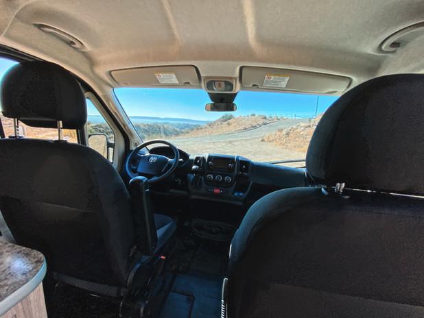 Dashboard View