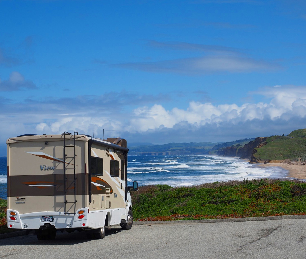 Ocean Camping