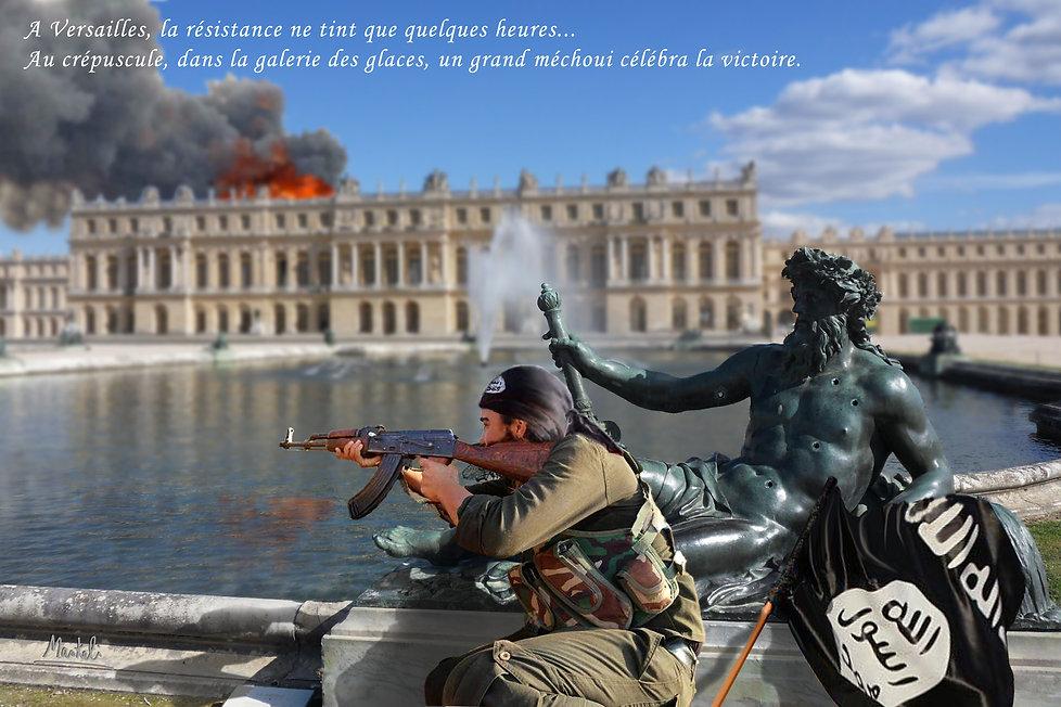 Daech à Versailles
