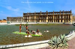 Jeux d'eau à Versailles
