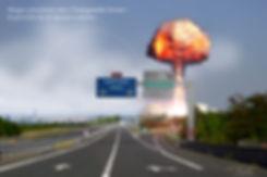 bombe atomique sur Paris
