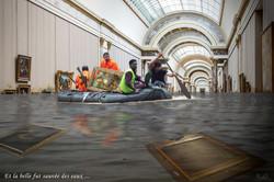 20 - Un sauvetage au Louvre