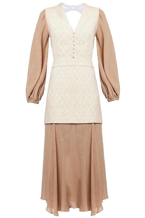 Vestido Zagora Bega