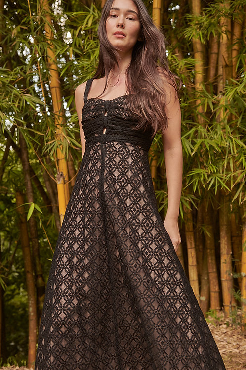 Vestido Kassambi Noir