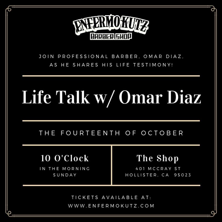 Life Talk Testimonial w/ OD The Barber