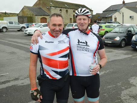 Barnsley Boundary Heroes Ride 2021
