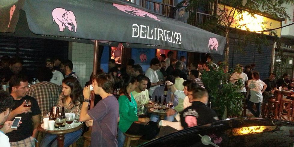 Festa Delirium Café 9 anos