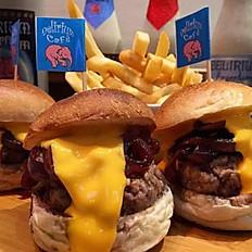 DC Cheddar Burger