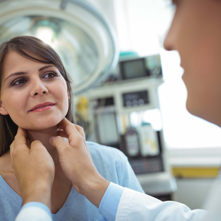 Your thyroid - So crucial yet often overlooked.