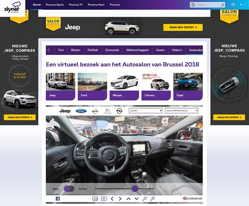 www.skynet.be Car360