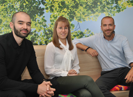 New faces at Proximus Skynet Advertising
