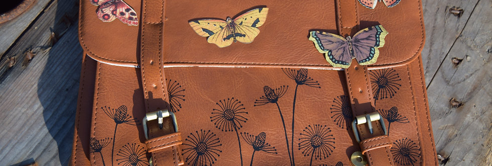 Butterfly Satchel
