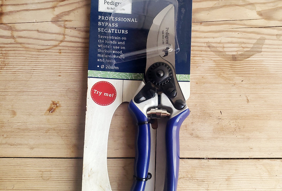 Professional Bypass Secateurs
