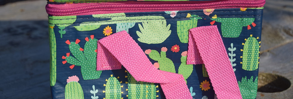 Cactus Lunch bag