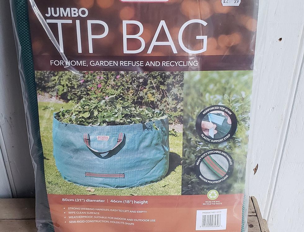 Jumbo Tip Bag