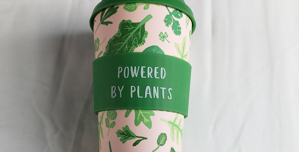 Bamboo Mug (Powered by Plants)