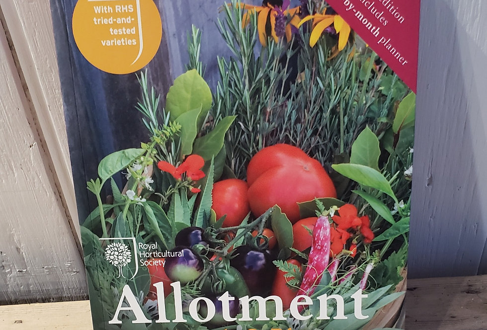 Allotment Handbook & Planner