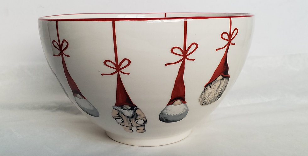 Christmas Sweet Bowl