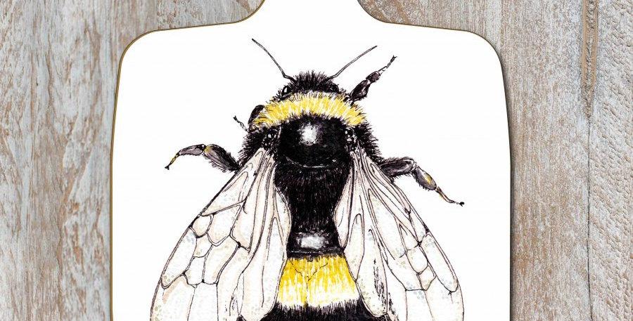 Chopping board Bee