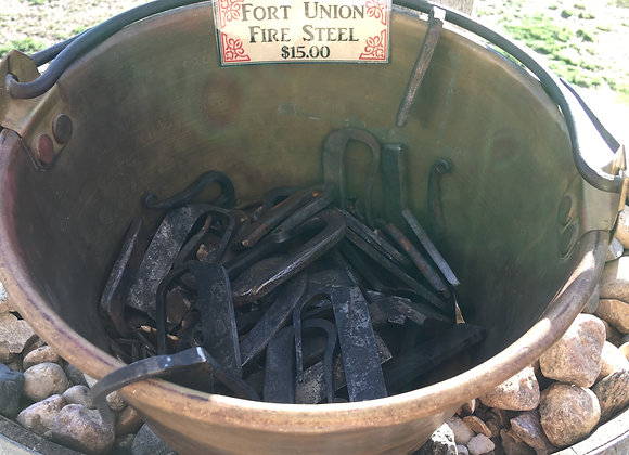Fort Union Fire Steel