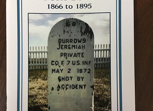 Interments at Fort Buford (Memoirs)