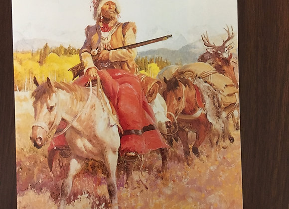 The American Fur Trade of the Far West (Volume 1)